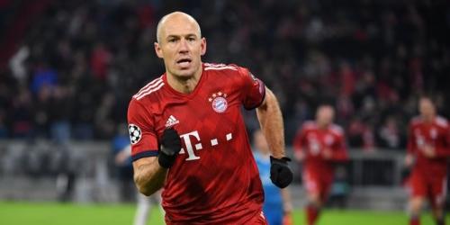 El Bayern busca hacerse con los servicios del nuevo Robben