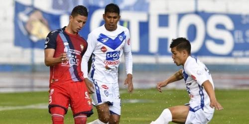 (VIDEO) El Nacional empata con el San José de Bolivia y pasa a la siguiente fase de la Sudamericana