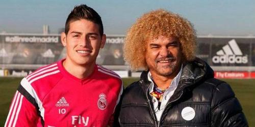 """El """"Pibe"""" Valderrama y su total apoyo a James Rodríguez en el Real Madrid vs Bayer Munich"""