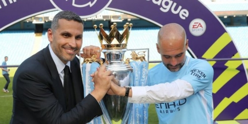 El presidente del City admite que intentó fichar a Messi triplicándole la ficha