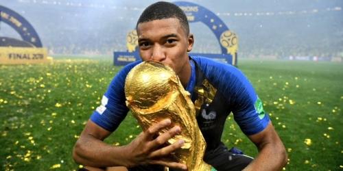 El PSG finalizó como el equipo más goleador del Mundial Rusia