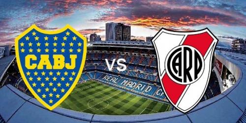 El River vs Boca tendrá más policías que el Madrid-Barça