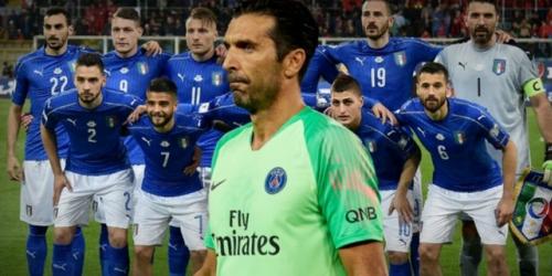 Emblemático arquero de Italia manifestó que selección nacional no pasa su mejor momento