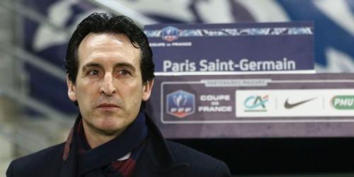 Emery: ¿Mi futuro en el PSG? no lo he hablado aún