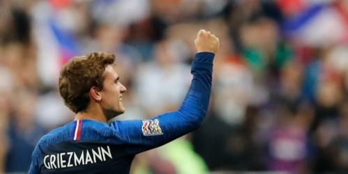 (VIDEO) En duelo de campeones Francia vence a Alemania
