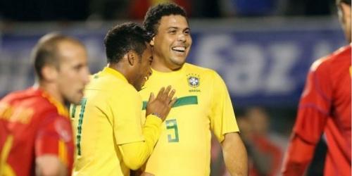 En la despedida de Ronaldo, Brasil vence a Rumania