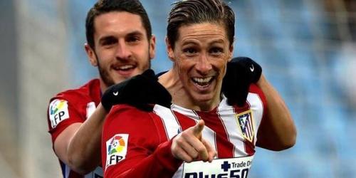 Equipos de China interesados en fichar a Fernando Torres