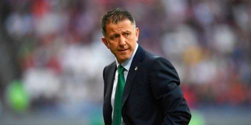 FCF niega acercamiento con el estratega Juan Carlos Osorio