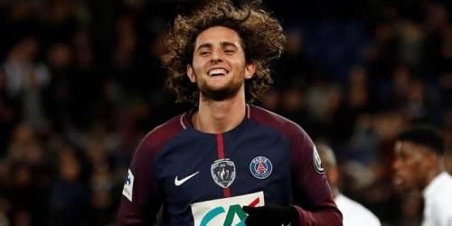 FFF quiere ver a Rabiot en la selección francesa