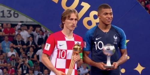 FIFA elige a su mejor 11 ideal del Mundial Rusia