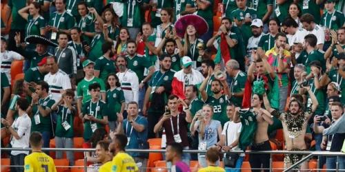 FIFA multa a México por disturbios