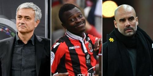Figura africana causa sensación en dos técnicos de la Premier League