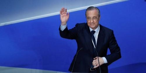 Florentino Pérez: no iremos a Estados Unidos
