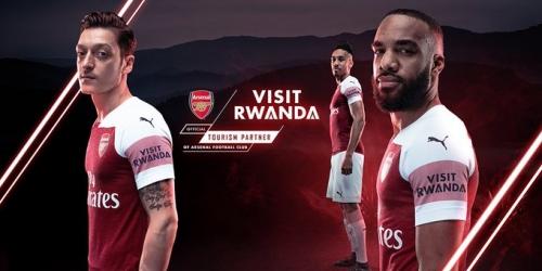 (FOTO) Arsenal promocionará el turismo en su nueva camiseta