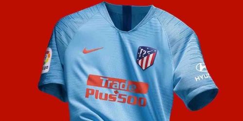 (FOTO) Conoce la camiseta alterna del Atlético