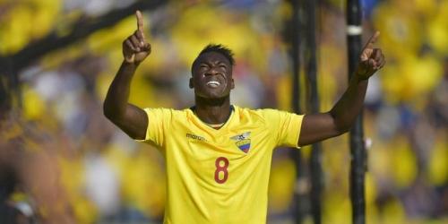 (FOTO) La Federación Ecuatoriana responde a críticas de Felipe Caicedo