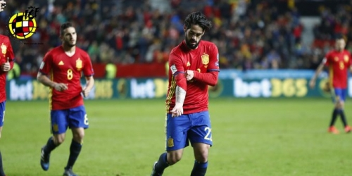 (FOTO) Lista de España para enfrentar a Albania e Israel