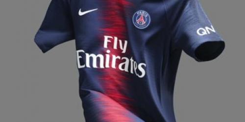 (FOTO) PSG presenta su nueva camiseta