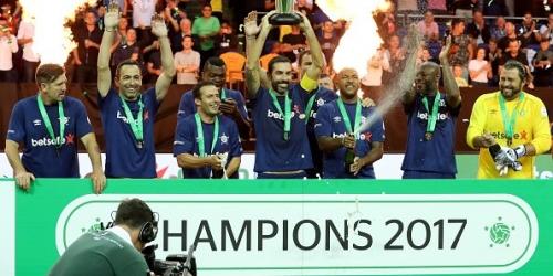 Francia se proclama campeón del Mundial de Leyendas