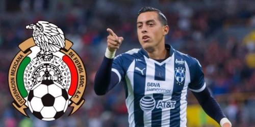 Funes Mori se olvida de jugar por la Selección mexicana