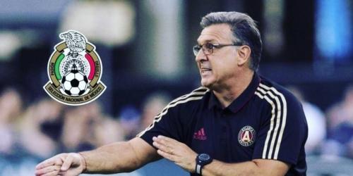 Gerardo Martino será el nuevo entrenador de México