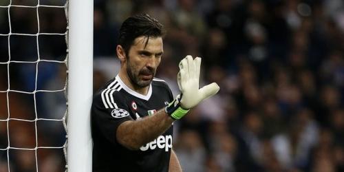Gianluigi Buffon relata momento oscuro en la Juventus