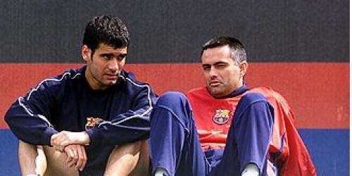 Guardiola le apoya a Mourinho en sus momentos difíciles