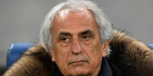 Halilhodžić considera trato injusto y demanda a Federación de Japón
