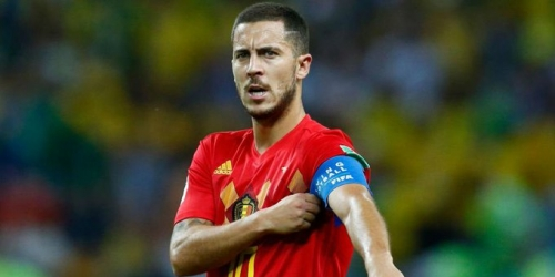 Hazard dice que él no se merece el Balón de Oro y escoge su favorito