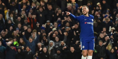 Hazard habla de las propuestas del Madrid y PSG
