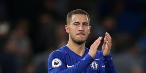 """Hazard: """"Mi sueño es jugar en España"""""""