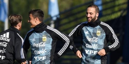 """Higuaín: """"En la Juventus estoy bien...pero también me gusta la Premier"""""""