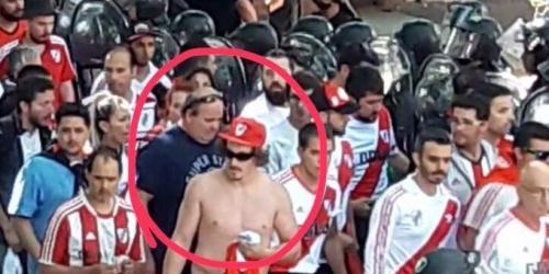 Hincha de River que llevó la final a Madrid fue liberado