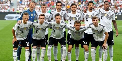 Inteligencia artificial predice que Alemania ganará el Mundial