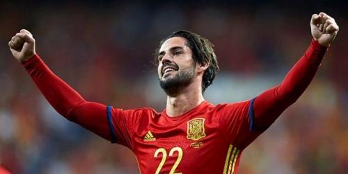 Isco: duda para la selección Española