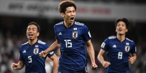 Japón primer finalista de la Copa Asiática 2019
