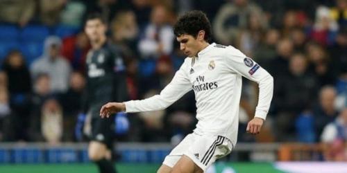 Jesus Vallejo nueva baja en el Real Madrid