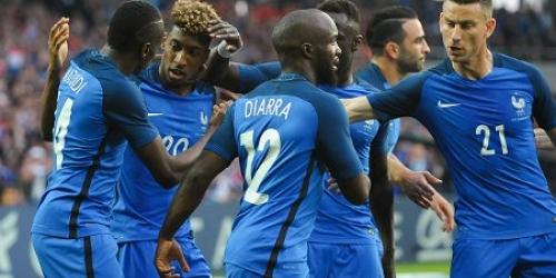Jugador francés se despide de la selección nacional