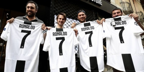 Juventus lidera la lista de los equipos que más gastaron durante esta temporada