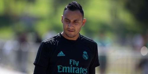 Keylor: Su futuro en el Real Madrid es incierto