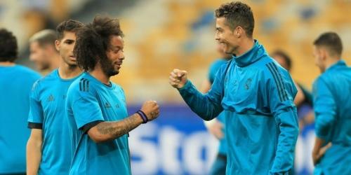 La carta de Marcelo a Cristiano Ronaldo
