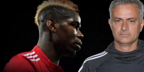 La situación Pogba - Mourinho está por los suelos