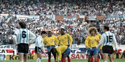 La Superliga Argentina se nutre de jugadores colombianos