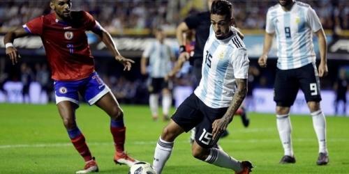 Lanzini se queda sin Mundial, Enzo Pérez entra de sustituto en Argentina