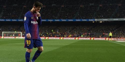 Las cuatro opciones para el balón de oro según Messi