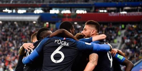 (VIDEO) Francia se convierte en el primer finalista