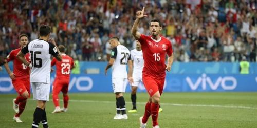 (VIDEO) Suiza empata con Costa Rica y se mete en octavos de final