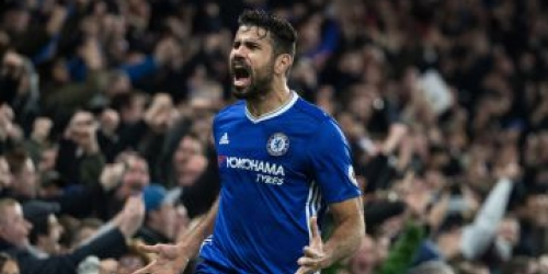 Londres, el Chelsea finalmente no inscribe a Diego Costa para Champios League