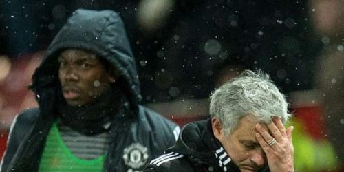 Los jugadores del United ya piensan en echar a Mou esta semana
