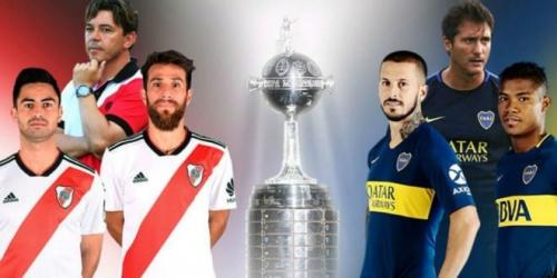 Los mano a mano de Boca Jr y River Plate